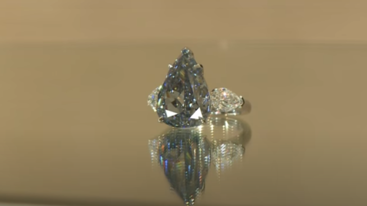 Diamonds, The Perfect Man-made